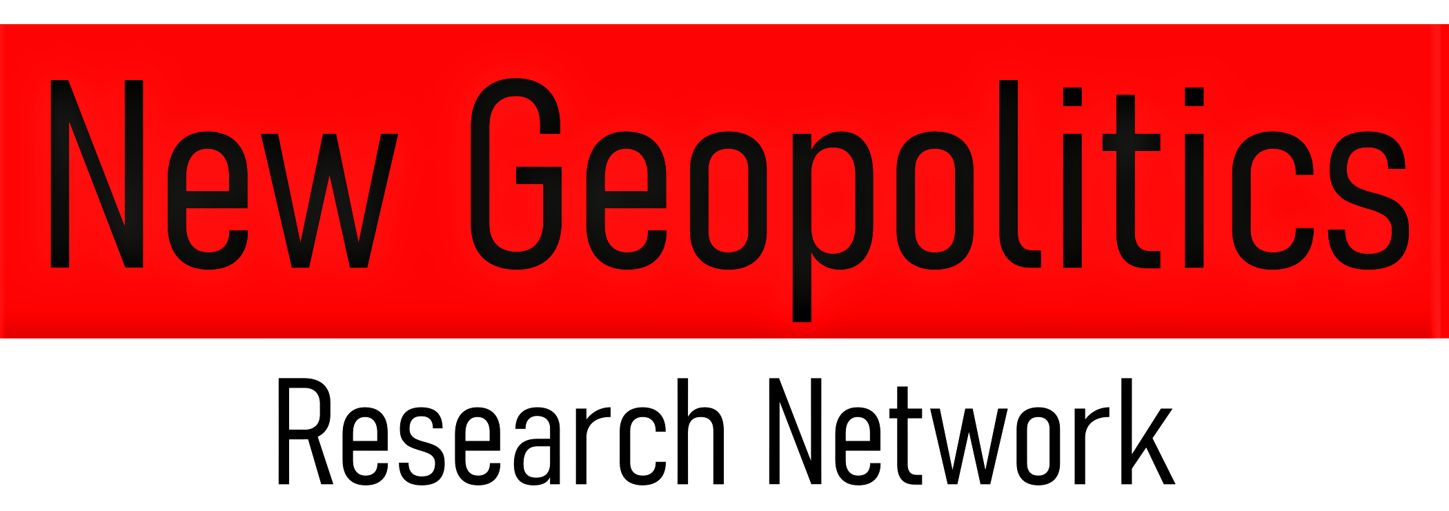 New Geopolitics Research Network